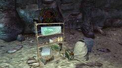 FNV GK supply cave den supply cache