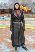 FO4CC Shroud outfit female