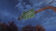 FO76 Sutton Flatwoods sign