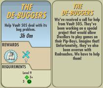 FoS The De-Buggers card