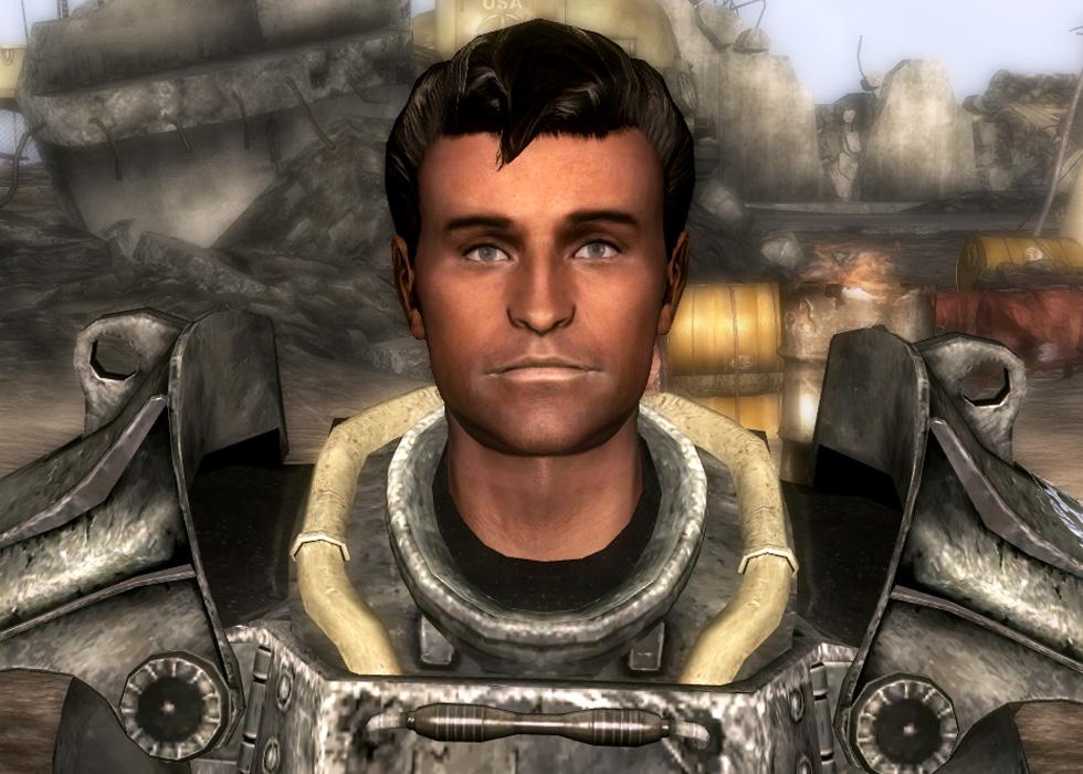 Jensen (Fallout 3)