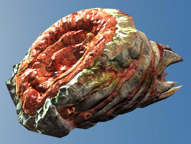 Bloatfly meat
