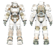 FO4CC T-60 power armor white