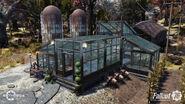 FO76 S2 Greenhouse