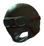 Fo4CC Mercenary charmer suit helmet