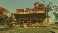 Fo76 Berkeley Springs Red Rocket