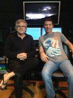 Brian Fargo and Mark Morgan
