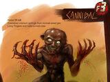 Mutant cannibal