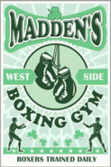 FO4 AD Madden's Boxing Gym