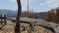 FO76 The Crosshair noose