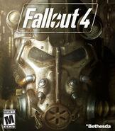 Fallout 4 box cover