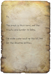 Young hunter's note.png