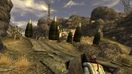 FNV Nellis Munition Shells armed