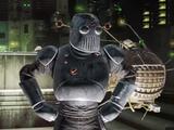 Le Mécaniste (Automatron)