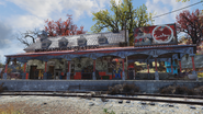 FO76 Morgantown Station (after patch 12)