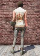 FO76 Nuka-World jacket & jeans back