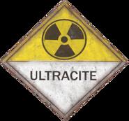 Fo76 Ultracite sign