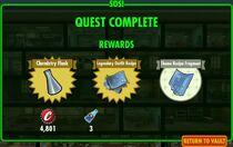 FoS SOS - rewards