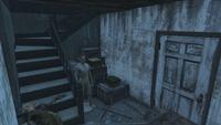 FO4 Croup Manor Basement Entrance