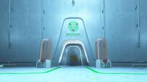 FO4 Institute BioScience dept entrance