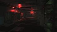 FO76SD Enclave research facility decontam observ