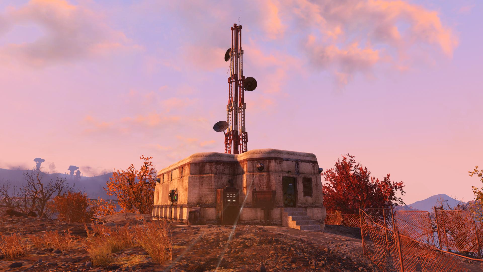 Relay tower EM-B1-27