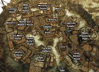 Map over Megaton