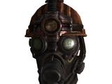 Filtration helmet