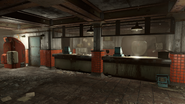 FO4 College Square Station inside 2