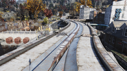 FO76 Morgantown monorail 11
