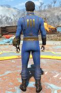 Fo4 vault 111 jumpsuit male