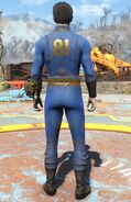 Fo4 vault 81 jumpsuit male