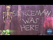 SICKLEMAN WAS HERE