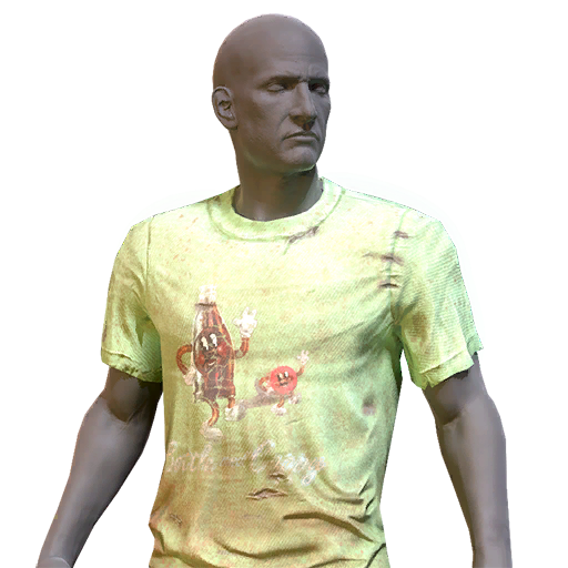 Nuka-World shirt & jeans (Fallout 76)