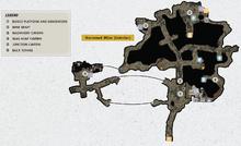 FO76VDSG Kerwood Mine map