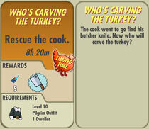 FoS Who's Carving the Turkey card