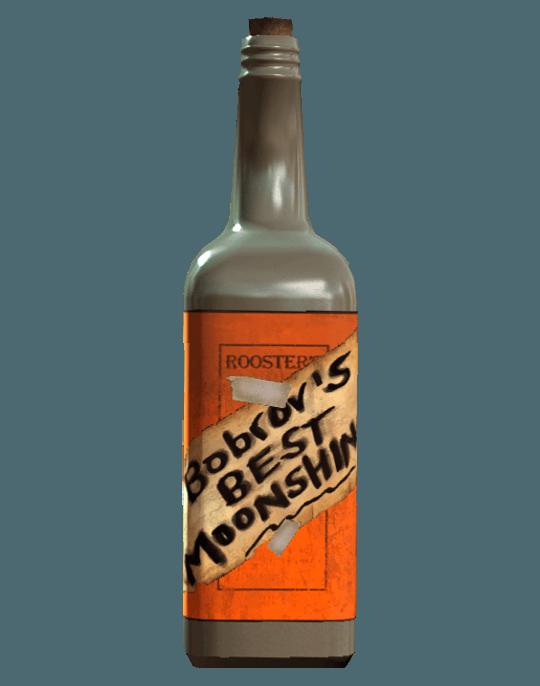 Bobrov's Best moonshine