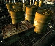 FO3BS Barrels of aqua pura