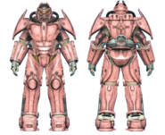 FO4CC X-02 power armor pink