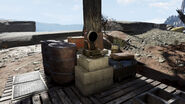 FO76SD East Mountain lookout (Settlers Terminal)