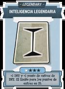 FO76 Inteligencia legendaria extra