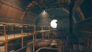 FO76 Vault 76 interior 153