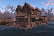 Fo4 Taffington Boathouse