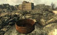 AntAgonizer's lair sewer grate