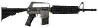 Assault carbine forged