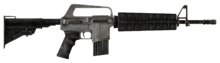 Assault carbine forged