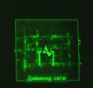 FO4 Дом Пемброуков карта