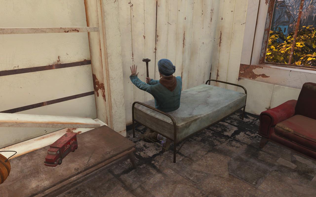 Баги Fallout 4