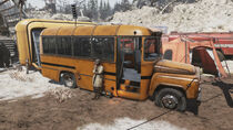 FO76WL The Crater Rocksy's bus