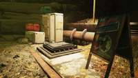 FO76 Shelters entrance 1